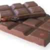 Шоколадные плитки с драже