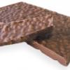 Шоколадные плитки со взорванным рисом